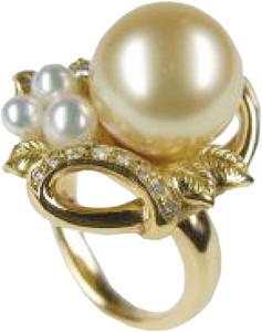 南洋真珠 価値ありデザイン